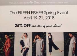Eileen Fisher Days at The Classic