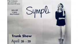 Sympli Trunk Show at The Classic