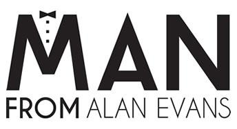 MAN From Alan Evans